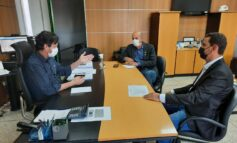 Ismael Crispin acompanha processo de sinalização de Alta Floresta d'Oeste