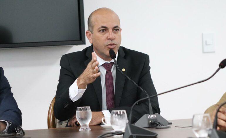 Deputado Ismael Crispin é o novo presidente da Comissão de Segurança Pública