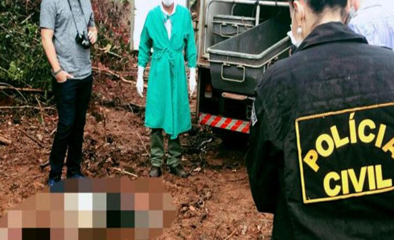 Corpo de jovem que foi morto por facção é localizado na zona rural