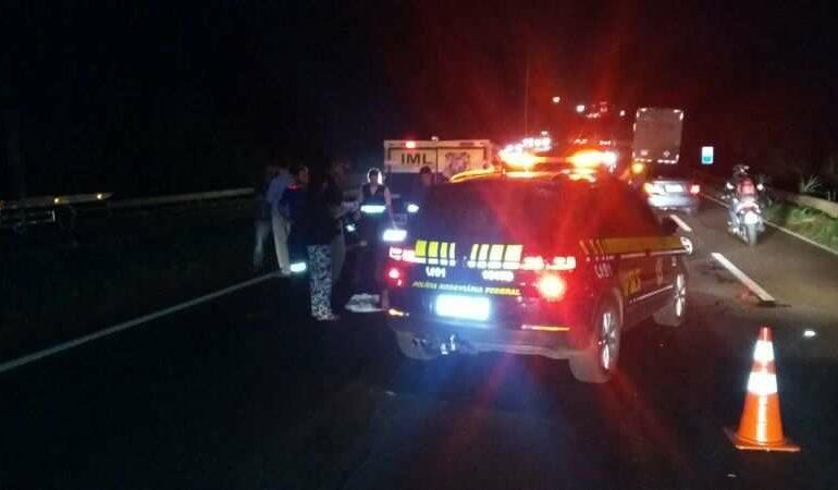 Motorista de S-10 atropela e mata criança de 9 anos na BR-364