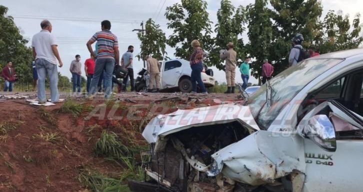 URGENTE – Motorista da SEMUSA morre após grave colisão em Rondônia
