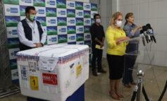 Rondônia recebeu 107 mil vacinas contra a Covid-19 e aplicou 48 mil doses