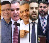 Sete nomes em condições de concorrer a governador de Rondônia
