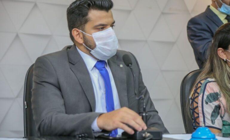Wellington Fonseca quer economizar recursos para ser investido na saúde
