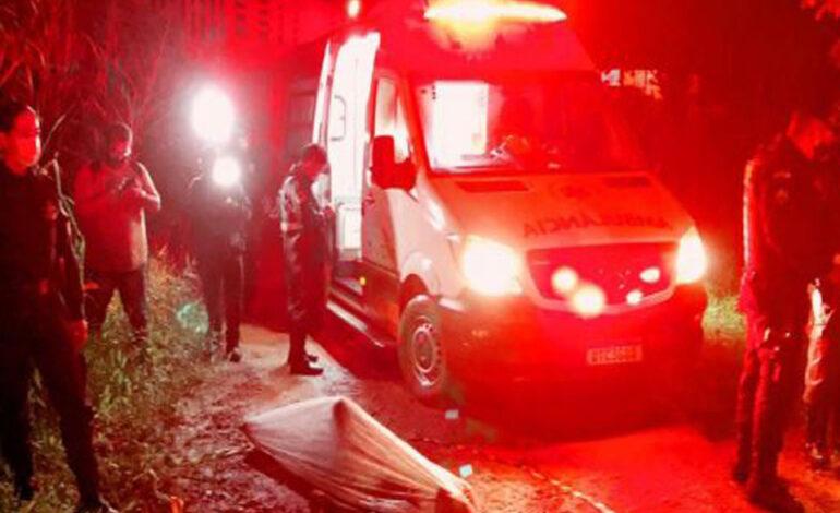 Homem é executado com tiro no tórax em Rondônia