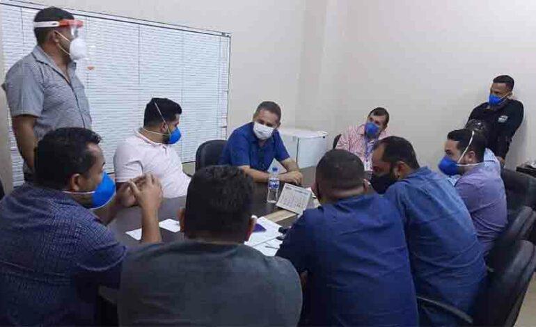 Sanitização é defendida por Marcelo Lemos (PSD) e reunião decide por sua utilização