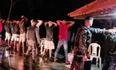 Durante madrugada polícia fecha festa em Ji-Paraná. Participantes correram para um matagal