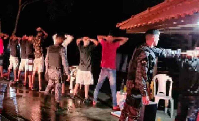 Coronafest com 60 pessoas é flagrado pela PM
