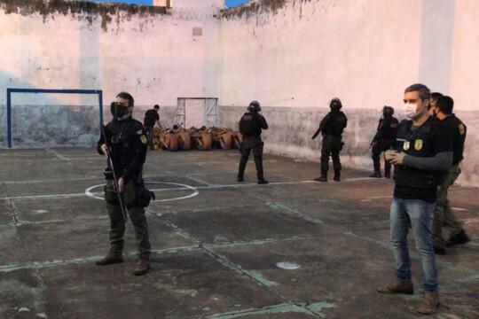 Polícia Civil realiza operação após ameaças de mortes contra jornalista