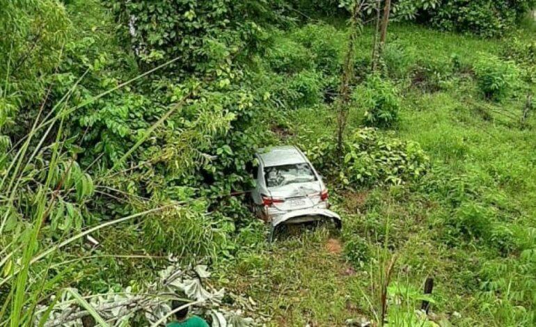 Grave acidente é registrado na RO 010; Veja o Vídeo