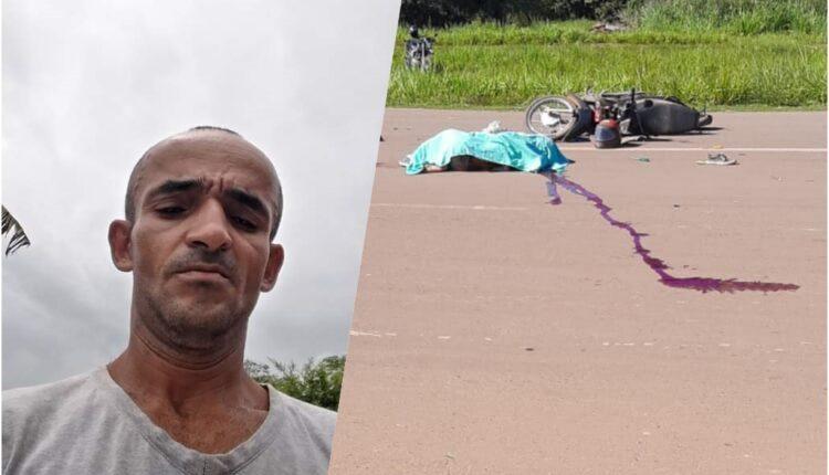 Vendedor de picolé morre atropelado por carreta em Rondônia