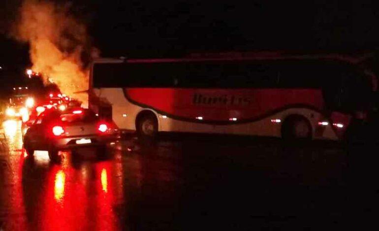 Trânsito! Um morto e três gravemente feridos em acidente na BR 364 próximo a Ouro Preto do Oeste confira