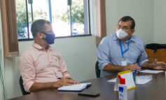 Ji-Paraná - Desportistas são orientados pela Vigilância Sanitária