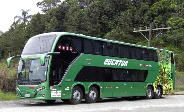Eucatur celebra hoje 57 anos de existência