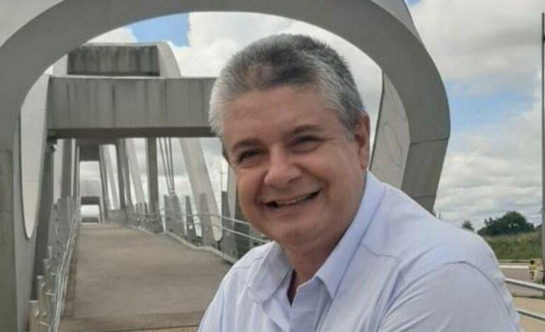 Assessor de deputado e que foi candidato a vereador morre aos 50 anos, lutando contra a Covid-19