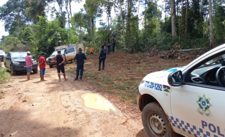 Homem é encontrado morto nas margens de matagal