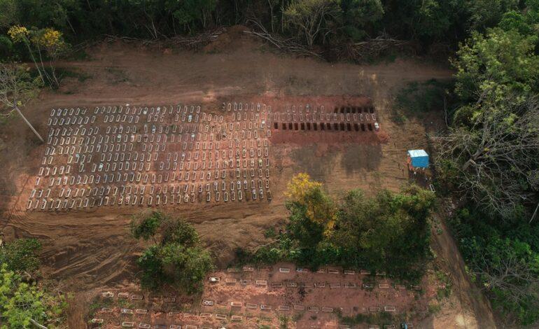 Um ano após anúncio da 1ª morte por Covid-19, Rondônia ultrapassa 4 mil vidas perdidas na pandemia