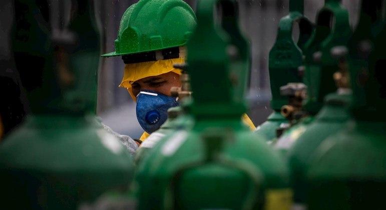Ministério da Saúde garante entrega de 400 cilindros de oxigênio a Rondônia