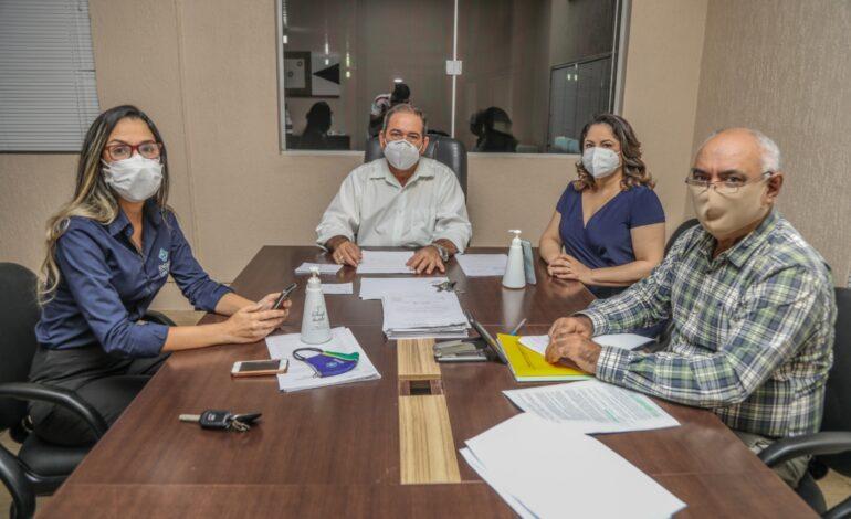 Semusa se reúne com Grupo YDUQS para implantação do curso de Medicina em Ji-Paraná