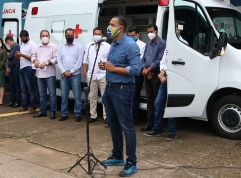 Saúde Pública de Ji-Paraná recebe UTI Móvel