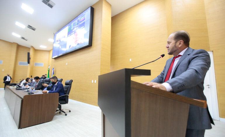 Deputado Cirone Deiró registra os 99 anos de fundação da Igreja Evangélica Assembleia de Deus em Porto Velho