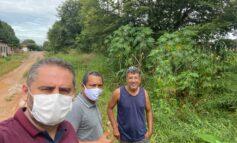Marcelo Lemos atende bairros, sem perder foco da Saúde