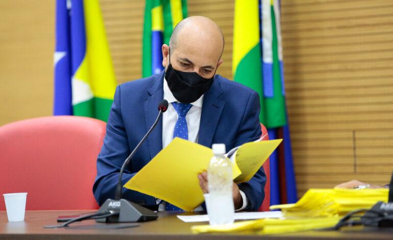 Deputado Ismael Crispin pede a implantação de cursos técnicos em sete municípios