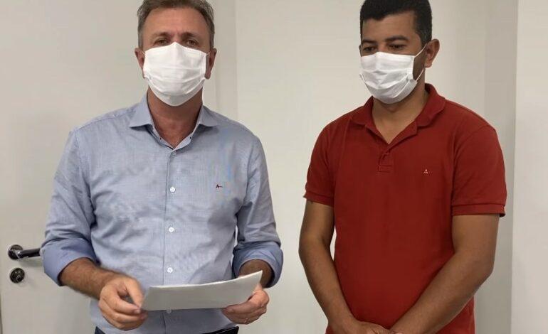 """Deputado Luizinho Goebel anuncia """"pacotão de ações"""" para Alvorada do Oeste"""