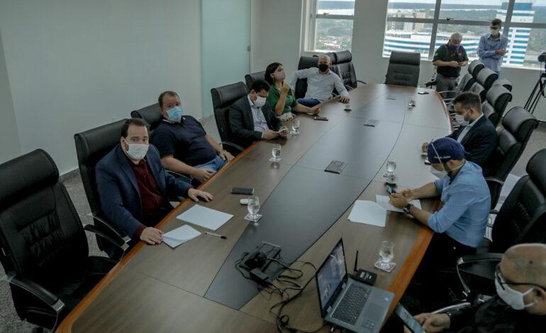 Assembleia Legislativa articula solução para evitar possível crise de oxigênio nos hospitais de Rondônia