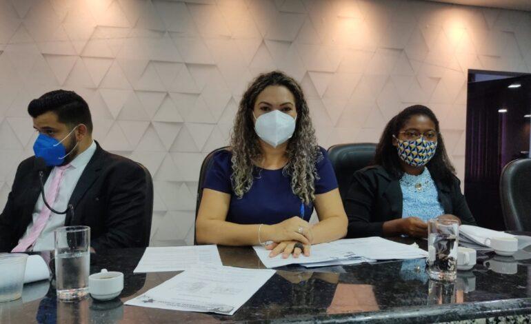 Vereadora Juscelia Dallapicola participa de votação que define compra de vacinas para Ji-Paraná