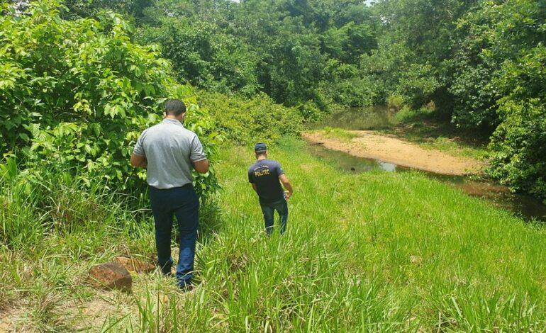 Jovem é preso suspeito de matar adolescente de 15 anos em Jaru, RO