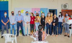 """Ji-Paraná - Programa """"Mamãe Cheguei""""beneficia famílias"""