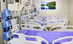 Mais 20 leitos de UTI são abertos para atender pacientes com Covid-19