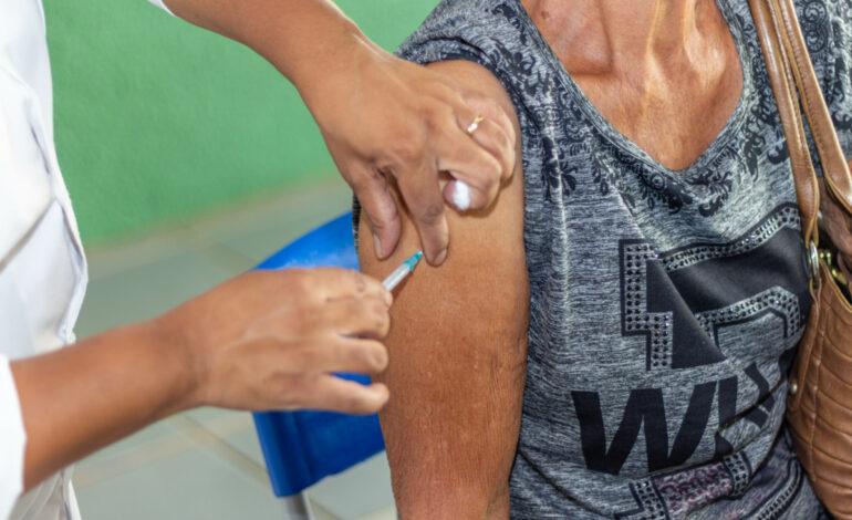 Cronograma prevê vacinação de idosos acima de 65 anos em Ji-Paraná