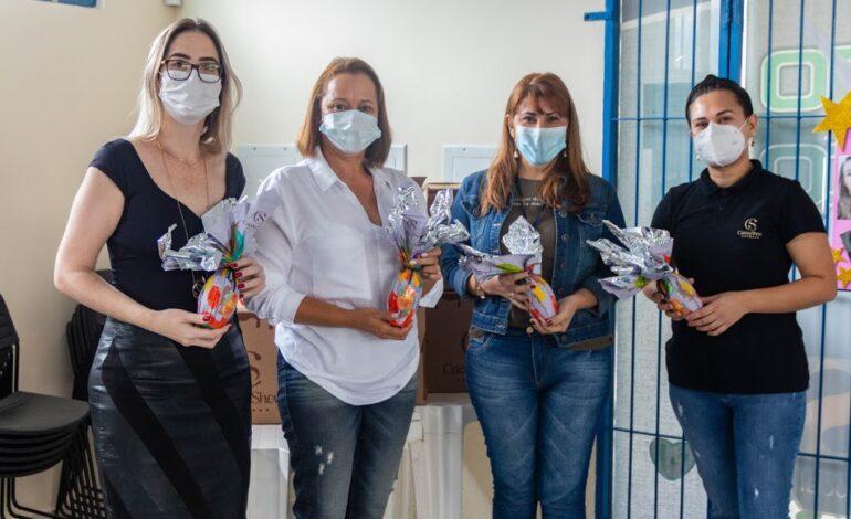 Parceria entre Semas e Cacau Show vai distribuir Ovos de Páscoa às crianças carentes em Ji-Paraná