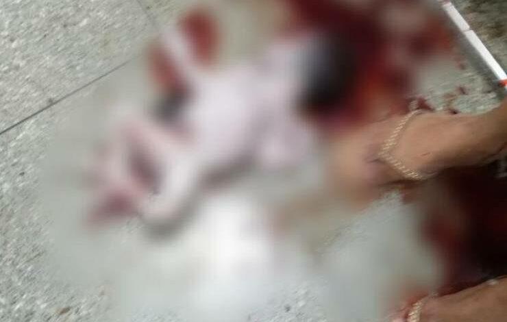 Rondônia: Com filha morta na barriga e Covid-19, mulher vai se levantar e criança cai; hospital explica o que aconteceu