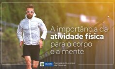 Secretaria de Esportes realiza projetos através das redes sociais para o combate ao sedentarismo durante a pandemia