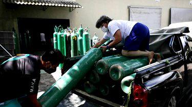 Rondônia – Servidores compram oxigênio por conta própria após início de colapso na saúde