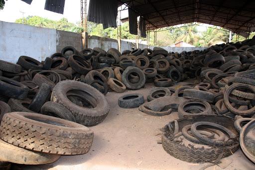 Dengue: ação recolhe mais de 25 toneladas de pneus usados em Ji-Paraná