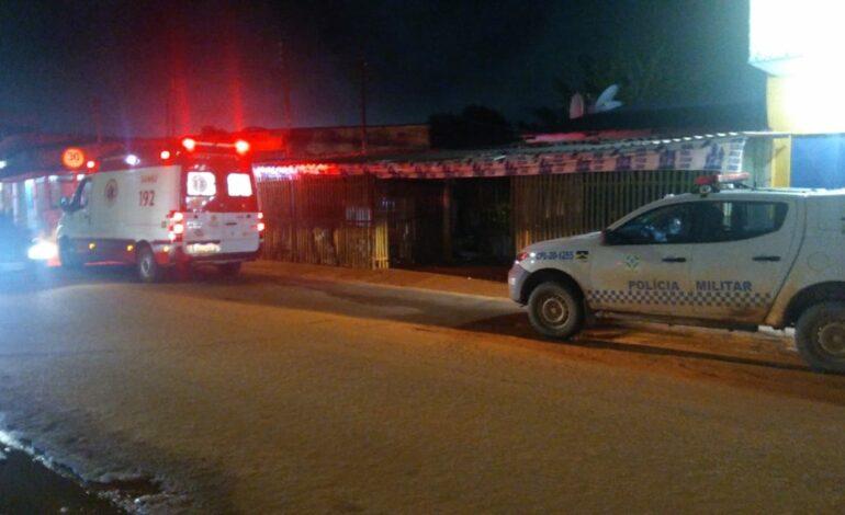 Após discussão de casal, mulher é encontrada morta a tiro e marido vai preso