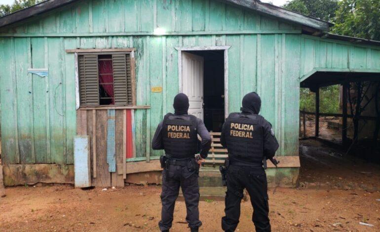 Polícia Federal faz operação contra tráfico de drogas e comercialização de cédulas falsas, em Ji-Paraná