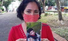 Mãe não desiste e continua à procura de filho desaparecido há cinco meses em Rondônia