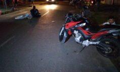 Motociclista morre em colisão na T-18 com rua São Paulo, em Ji-Paraná