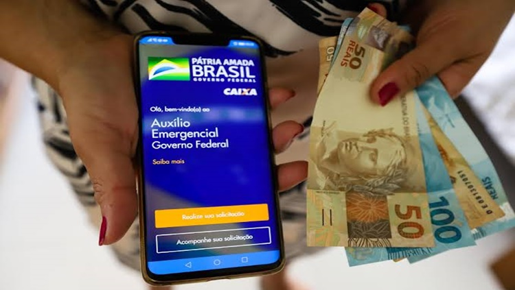 NOVA RODADA: Benefício auxílio emergencial começa terça e parcelas vão de R$ 150 a R$ 375