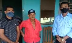 Idoso explica porque levou a esposa de carroça para ser atendida no HM de Ji-Paraná