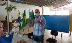 Em Rolim de Moura, Ismael Crispin entrega reforma da escola Dina Sfat conquistada com emenda parlamentar de sua autoria