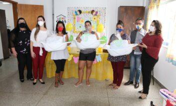 Gestantes de Ji-Paraná são beneficiadas com recursos do deputado Jhony Paixão