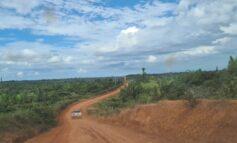 DER executa manutenção na RO-205 e planeja melhorias no trecho que liga Machadinho D'Oeste ao distrito de Guatá, no Mato Grosso