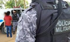 Mulher com criança de colo é presa com droga durante fiscalização na BR 364