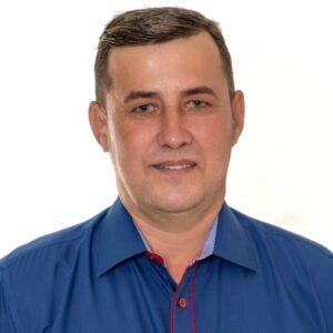 Vereador Gilmar Gomes (PDT)